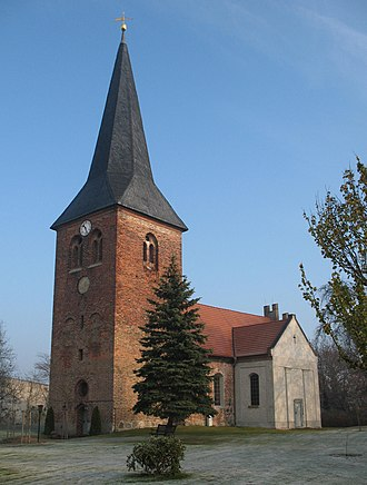Kremmen - Church in Flatow
