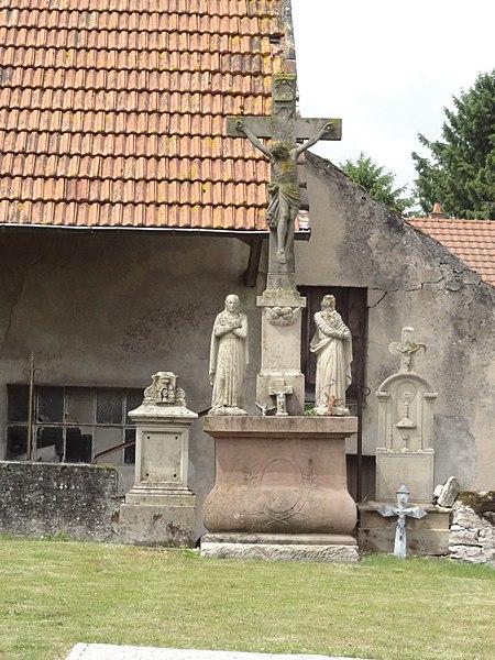 Fleisheim (Moselle) calvaire