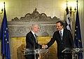 Flickr - Πρωθυπουργός της Ελλάδας - Αντώνης Σαμαράς - Herman Achille Van Rompuy.jpg