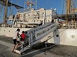 """Flickr - El coleccionista de instantes - Fotos La Fragata A.R.A. """"Libertad"""" de la armada argentina en Las Palmas de Gran Canaria (18).jpg"""