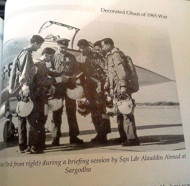 File:Flight Brief on F104 Starfighter.jpg