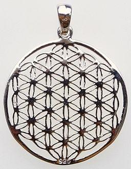 Flower of Life pendant (2)