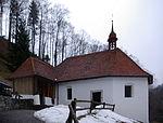 Obere Ranftkapelle mit Eremitenklause