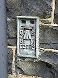 Flush bracket G2772 on St. Seiriol's Church, Penmaenmawr - geograph.org.uk - 2161007.jpg