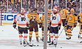 Flyers Captains at Center Ice (4241482593).jpg