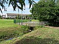 Footbridge in the park - geograph.org.uk - 1380133.jpg