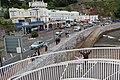 Footbridge over Torbay Road, Torquay - geograph.org.uk - 1076047.jpg