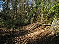 Footpath near The Priory - geograph.org.uk - 1055046.jpg