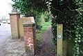 Footpath off Bayhall Mill Rd, Nevill Golf Course - geograph.org.uk - 1273332.jpg