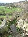 Footpath off Lea Lane, Netherton (South Crosland) - geograph.org.uk - 1607685.jpg