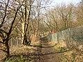 Footpath off Thornhills Beck Lane, Clifton - geograph.org.uk - 695483.jpg