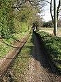 Footpath to Stratton Strawless - geograph.org.uk - 741461.jpg