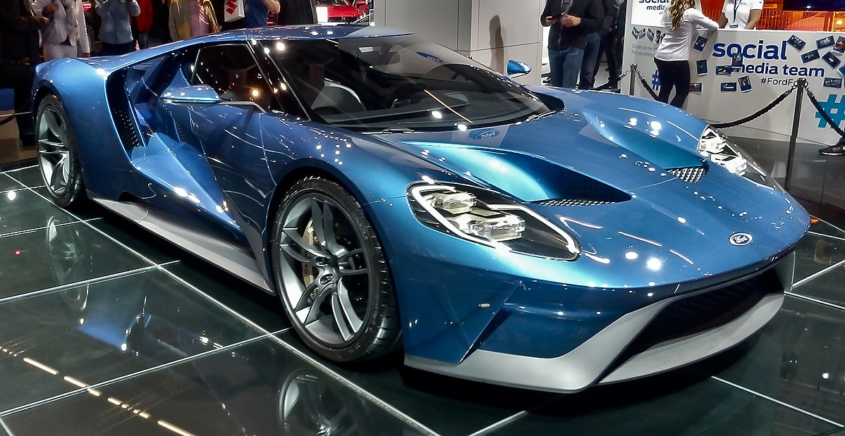 LeMans GT40 Gulf Tribute Ford GT Skepple Inc