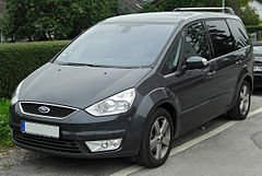 Ford Galaxy II przed liftingiem