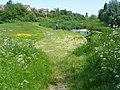 Former course of the Bedford power station goods railway - 9053503469.jpg