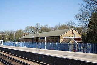 Orpington engine shed