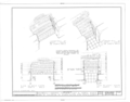 Fort Frederica, John Callwell House (Ruins), Lot No. 3, North Ward, Saint Simons Island, Glynn County, GA HABS GA,64-FRED,5- (sheet 3 of 3).png