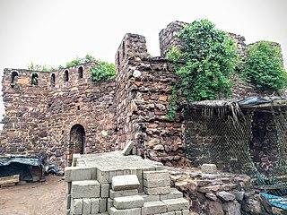 Fort Komenda material cultural heritage site in Ghana