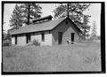 Fort Spokane, Old Guardhouse, Lincoln, Lincoln County, WA HABS WASH,22-LINC.V,1F-1.tif