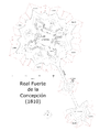 Fortress of Concepcion-Layout1.png