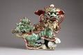 Fos hund gjord i Kina på 1800-talet - Hallwylska museet - 95662.tif