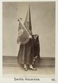 Fotografi av Sevilla. Nazareno - Hallwylska museet - 104802.tif
