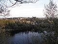 Fougères (35) Haute ville vue du Chemin de Folleville 01.jpg