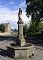 Fountain memorial in Whittingham - geograph.org.uk - 427555.jpg