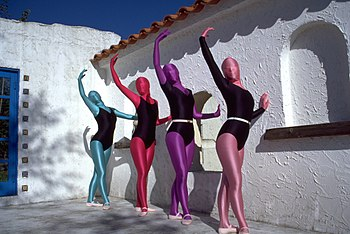 Zentai aus London