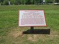 Fowler's Alabama Battery at Chickamauga Battlefield, historical marker.jpg
