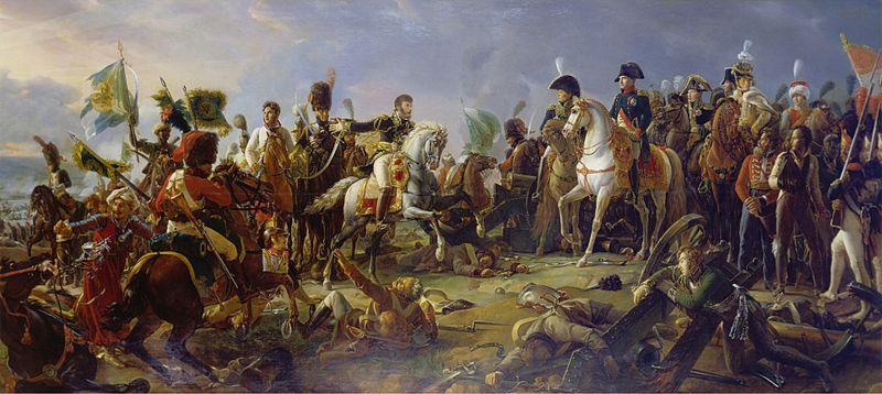 File:François Pascal Simon Gérard - La bataille d'Austerlitz. 2 decembre 1805.jpg