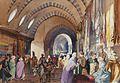 François d'Orléans - Grand bazar de Constantinople.jpg