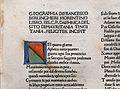 Francesco Berlinghieri, Geographia, incunabolo per niccolò di lorenzo, firenze 1482, 21 iniziale N.jpg