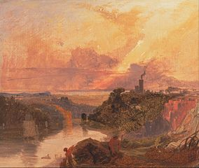 The Avon Gorge at Sunset