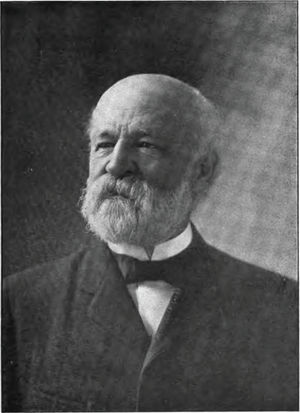 Kidder, Peabody & Co. - Francis H. Peabody, co-founder of Kidder Peabody c. 1908