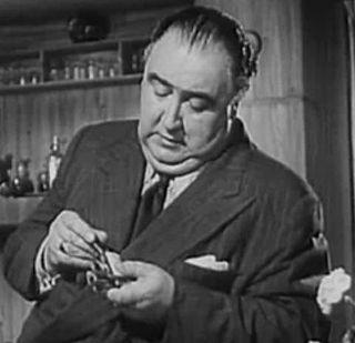 Francis L. Sullivan British actor