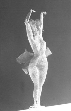 Frank Stout (artist) - Another sculpture by Frank Stout