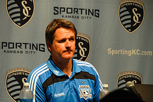 California Clásico - Frank Yallop is the second coach to have managed both teams.