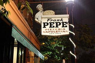 Frank Pepe Pizzeria Napoletana restaurant