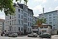 Frankfurt Am Main-Petersstrasse 1 mit ehemaligem Kutscherhaus von Nordosten-20110705.jpg