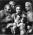 Frans Floris de Vriendt - Die Heilige Familie mit Anna, Elisabeth und Johannes - 1945 - Bavarian State Painting Collections.jpg