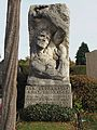 Franz Birnecker grave, 2016.jpg