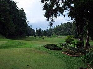 Fraser's Hill - Fraser's Hill golf course