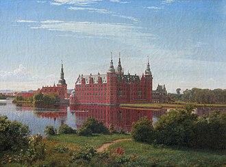 P. C. Skovgaard - Frederiksborg Palace