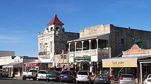 Fredericksburg Historic District (Texas) - Fredericksburg Historic District (Texas)