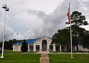 Freeport, Florida - Freeport City Hall, September 2014.