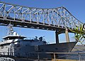 French offshore patrol vessel La Rèsolue (P734) moored in New Orleans on 19 April 2018 (180419-N-WW980-015).JPG
