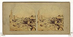 Frith, Francis (1822-1898) - Views in Egypt and Nubia - n. 368 - The two obelisks and part of the Hall of Columns at Karnac.jpg