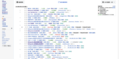 Full bracket on the Recent Changes Page of Chinese Wikipedia.png