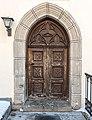 Gößweinstein Tür Kloster P1210256.jpg